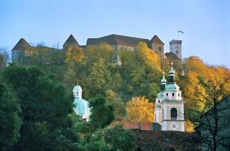 Ljubljanski grad _ Ljubljana castle